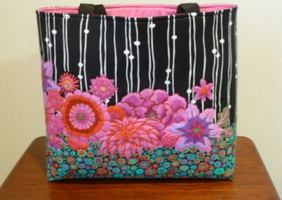 Scattered Flowers Tote